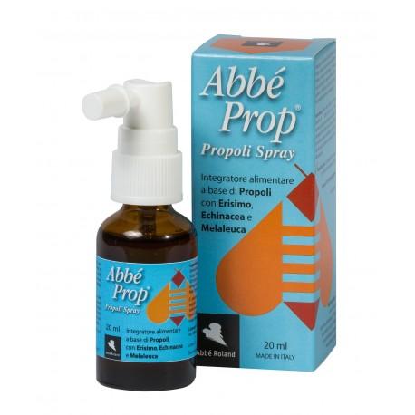 Propoli Spray con Erisimo20 ml 40°