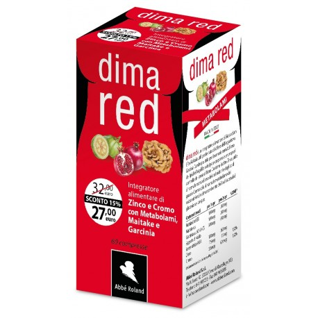 Dima Red Metabolami 60 cpr